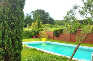 Magnifique piscine à louer à proximité de Lyon