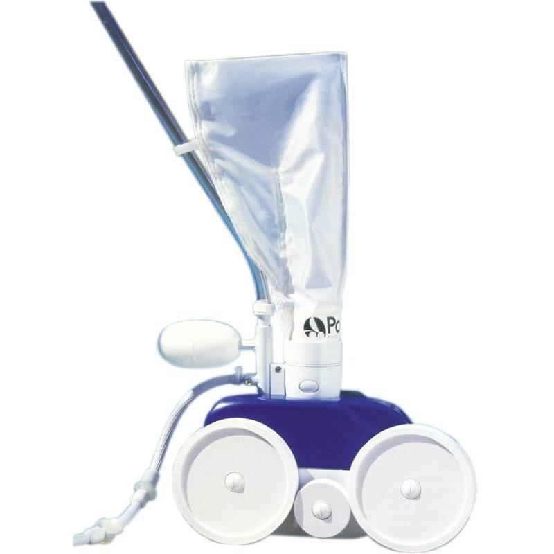 Robot hydraulique à pression pour le nettoyage de votre piscine