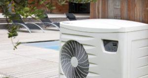 Choisir le chauffage de sa piscine : la pompe à chaleur