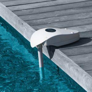 Le système d'alarme de piscine immergé