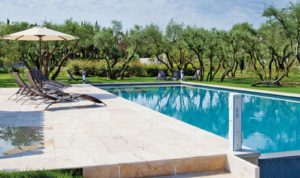 Le système d'alarme infrarouge pour piscine