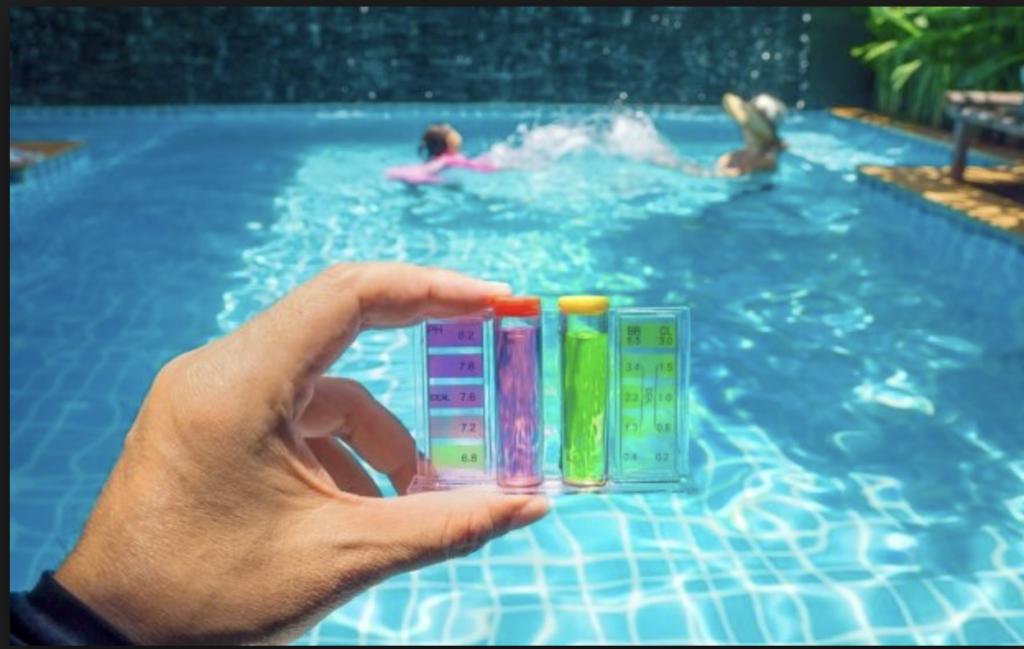 Swimmy vous aide à régler le ph de votre piscine