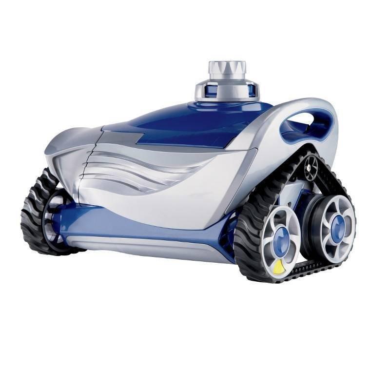 Robot hydraulique pour le nettoyage de votre bassin