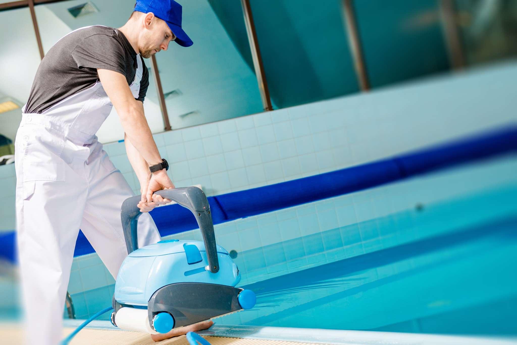 Location de robot de piscine : le bon plan ! Guide