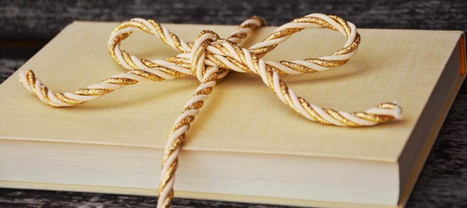 Prévoyez un livre d'or pour votre anniversaire