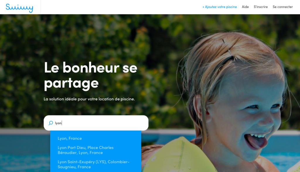 visitez notre site de location de piscines pour particuliers à Lyon