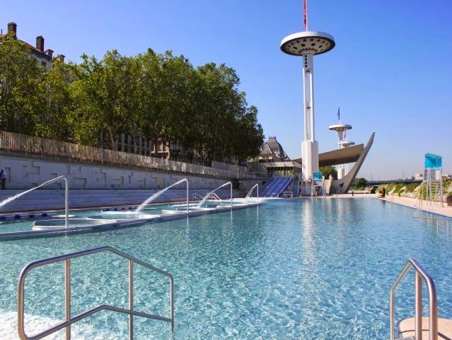 Partez à la découverte des parcs aquatiques de Lyon