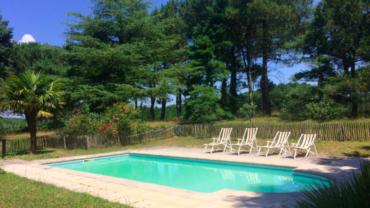Location d'un piscine chez un particulier à Bordeaux