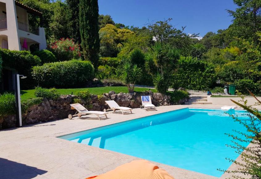location de piscine chez un particulier à Nice