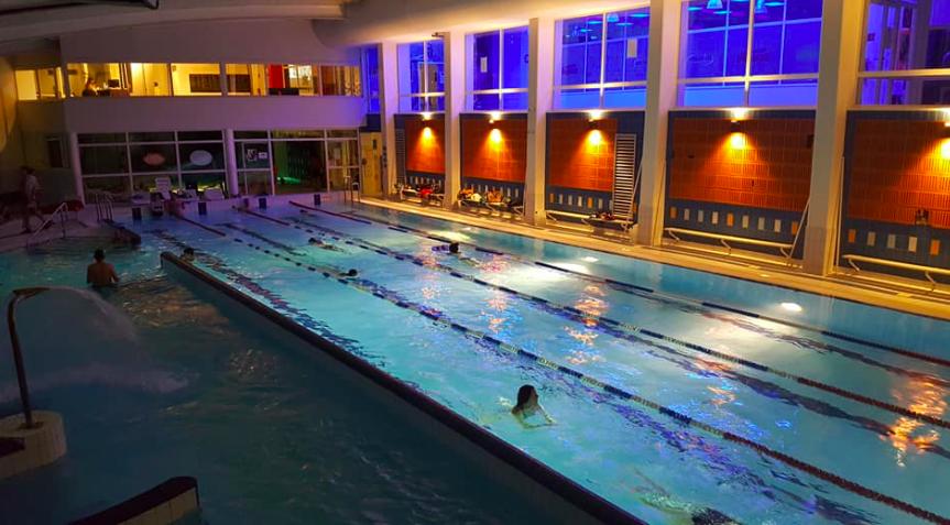 Découvrez les parcs aquatiques de Lyon : le centre aquatique Escap'ad