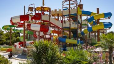 Les parcs aquatique d'Aix-en-Provence