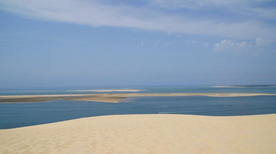 Les plages de Bordeaux : la plage du Pilat