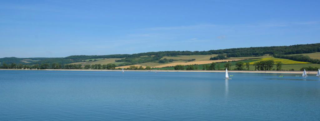 Beaune côté plage pour se baigner à Dijon