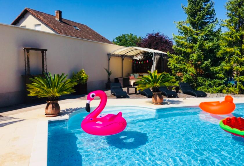 Louez une piscine privée à Dijon avec Swimmy