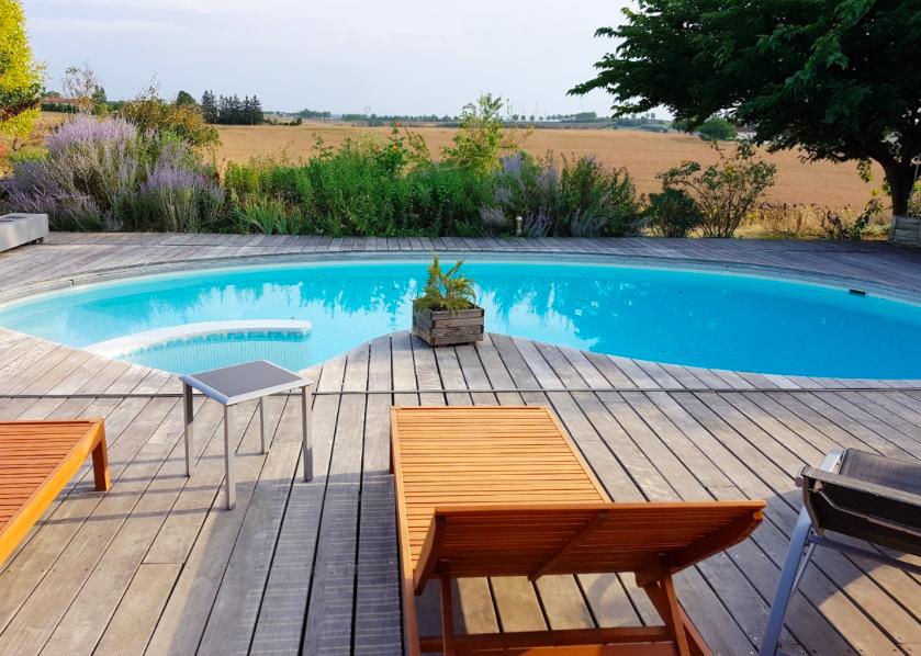 Trouver une piscine privée à Toulouse