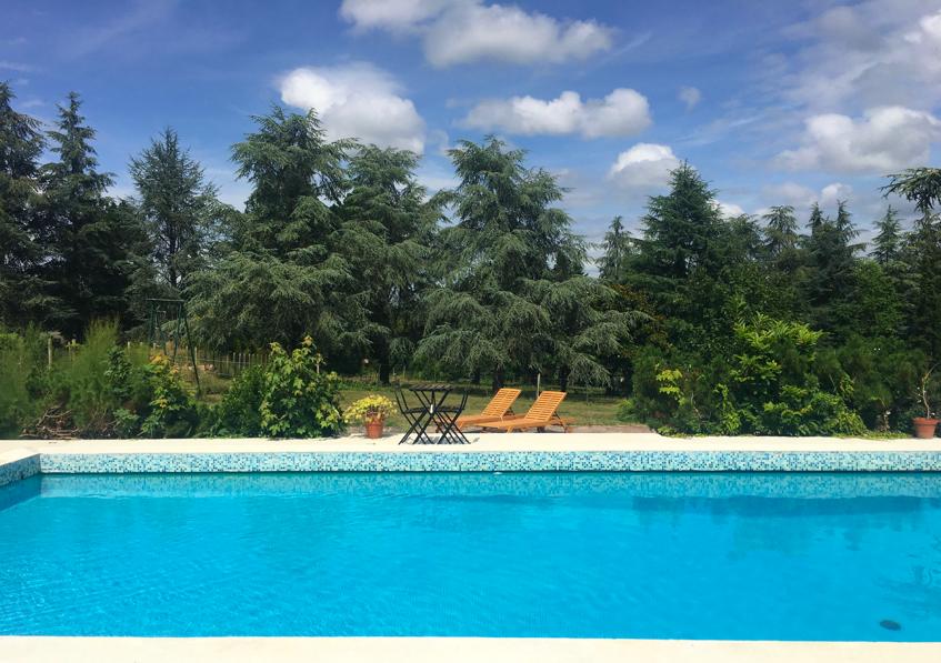 Trouver une piscine privée à Bordeaux