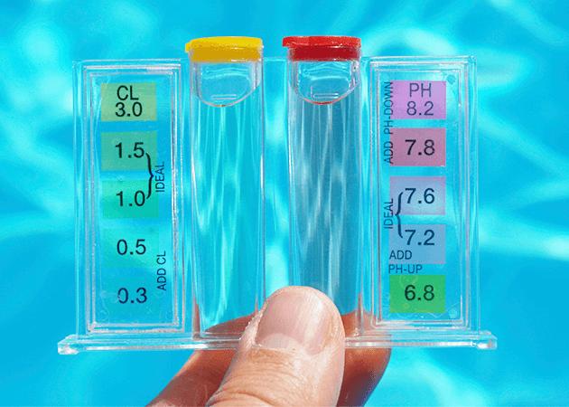 ph ideal piscine