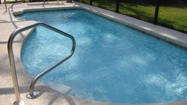 piscine construite