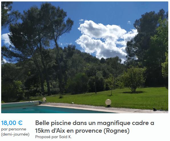 Team building a Aix en provence