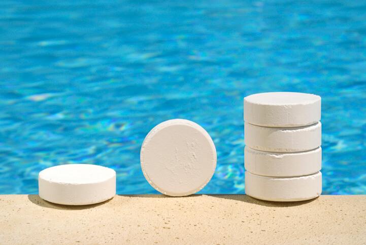 Dosage chlore piscine