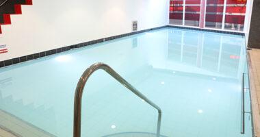 odeur de chlore piscine